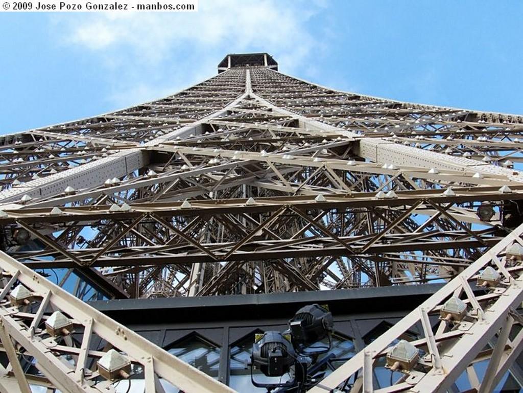 Paris Eiffel y Alexandre Paris