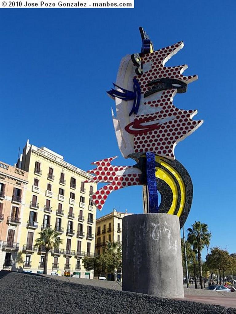 Barcelona Arquitectura Futurista Barcelona