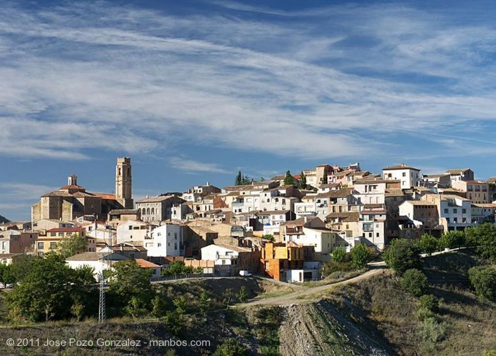 Siurana Asomandose al Abismo Tarragona