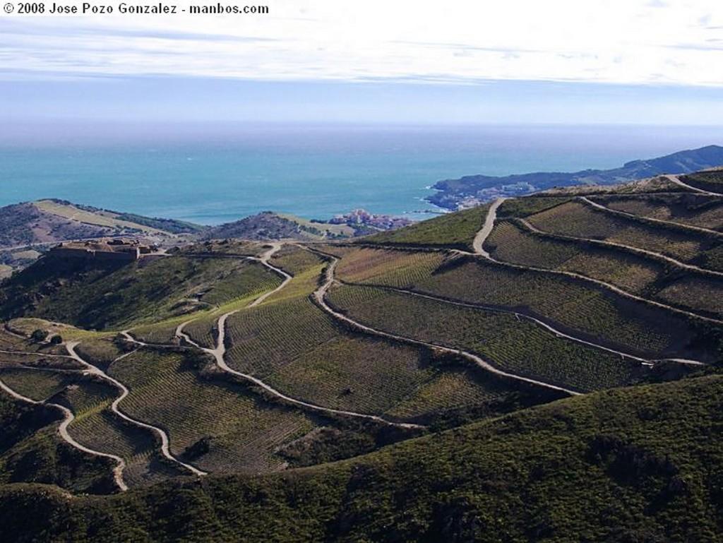 Cote Vermeille Port Vendres Languedoc Roussillon