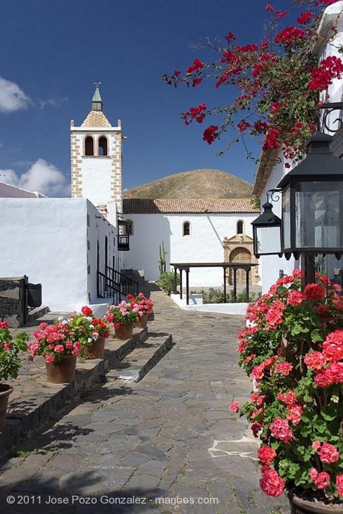 Pajara Iglesia Virgen de la Regla Fuerteventura