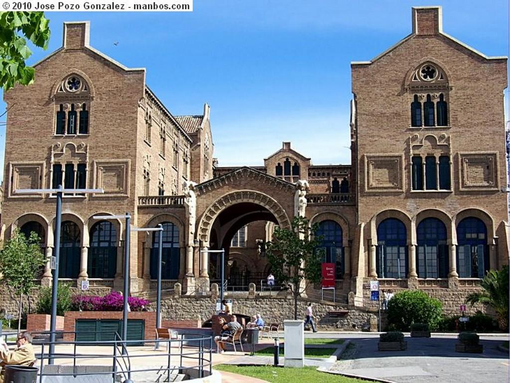 Barcelona Espana Industrial Barcelona