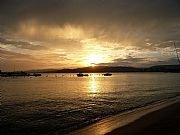 Camera Panasonic DMC-FX30 Dorado Atardecer Jose Pozo Gonzalez Gallery PALAMOS Photo: 15181