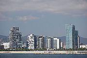 Diagonal Mar, Barcelona, España