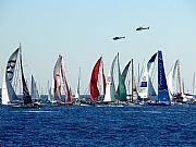 Port Olimpic, Barcelona, España