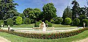 Jardines Palacio Pedralbes, Barcelona, España