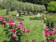 Jardines de Cervantes, Barcelona, España