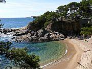 Cala Sa Cova, Playa de Aro, España