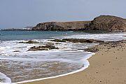 Punta del Papagayo, Yaiza, España