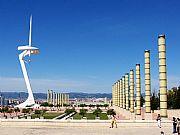 Anella Olimpica, Barcelona, España
