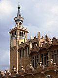 Edificio Casa Ramona, Barcelona, España