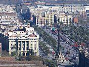 Mirador del Alcalde, Barcelona, España