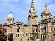 Museo Art Nacional Catalunya, Barcelona, España