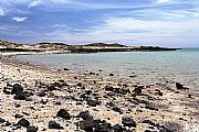 Islote de Lobos, Playa de la Caleta, España