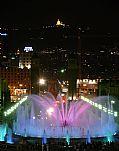 Montjuic, Barcelona, España