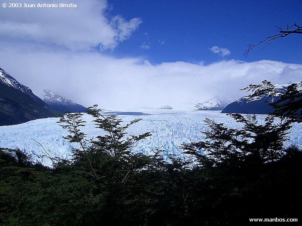Perito Moreno Zona Roca