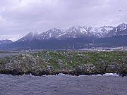 Canal Beagle, Ushuaia, Argentina