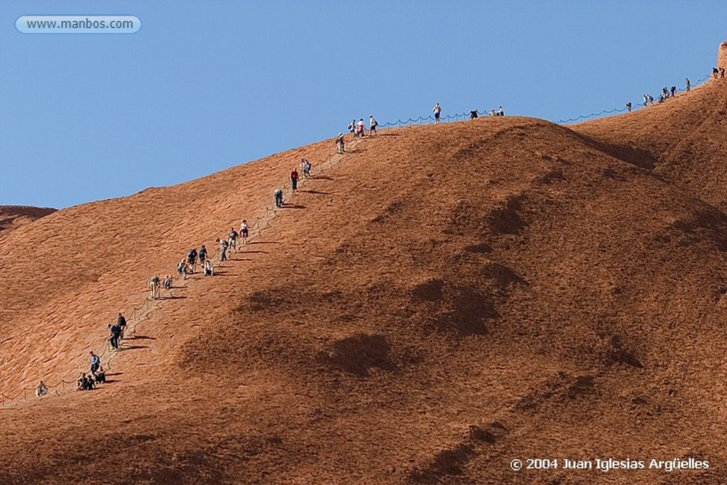 Parque Nacional Uluru-Kata Tjuta Cascadas de agua en el Uluru Territorio del Norte