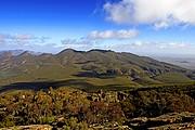 Camara Canon EOS 10D Anfiteatro montañoso Australia WILPENA POUND Foto: 14613