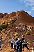 Camara Canon EOS 10D Subida a Ayers Rock (Uluru) Australia PARQUE NACIONAL ULURU-KATA TJUTA Foto: 14605