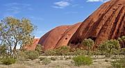 Camara Canon EOS 10D Ayers Rock (Uluru) Australia PARQUE NACIONAL ULURU-KATA TJUTA Foto: 14604