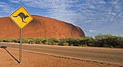 Camara Canon EOS 10D Ayers Rock (Uluru) Australia PARQUE NACIONAL ULURU-KATA TJUTA Foto: 14599