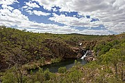 Camara Canon EOS 10D Cascadas Australia PARQUE NACIONAL NITMILUK Foto: 14579