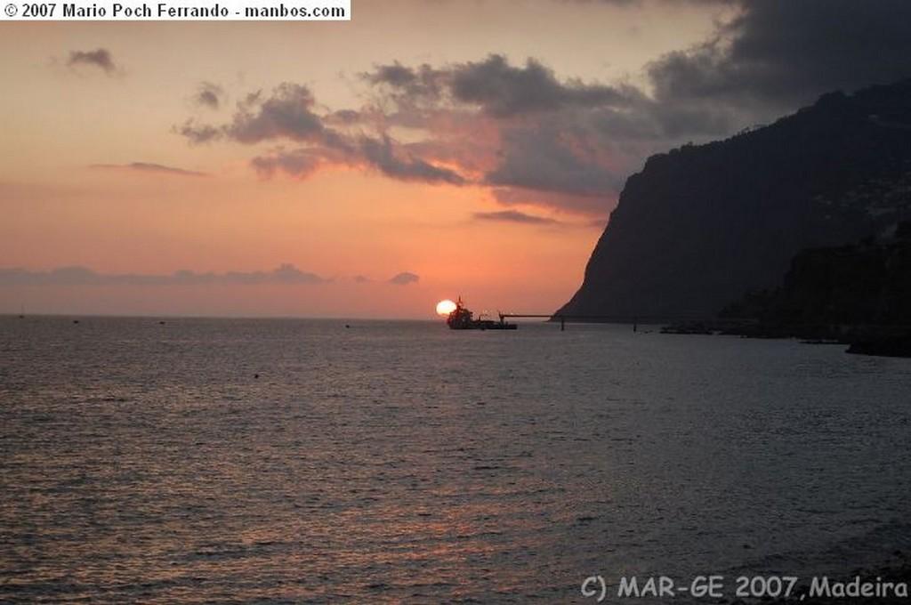 Sao Vicente Ave del Paraiso Madeira