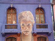 Camara Fujifilm FinePix 3800 Graffiti urbano Miguel  Mc Conell D. SANTIAGO DE CHILE Foto: 9477