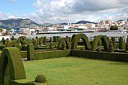 Jardines del Cementerio de Tulcán, Tulcán, Ecuador