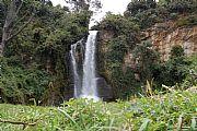 Cascada de Paluz, San Gabriel, Ecuador