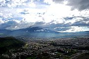 Mirador el Arcangel, Ibarra, Ecuador