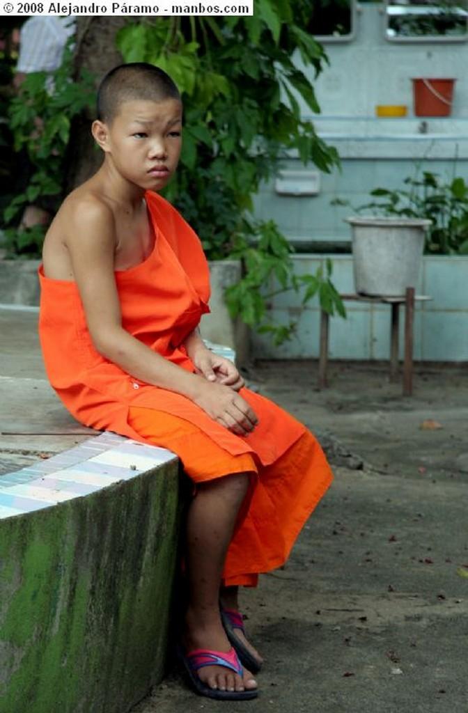 Norte Tailandia Abuela Tailandia