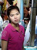 Mercado Del tren, Mercado Del tren, Tailandia
