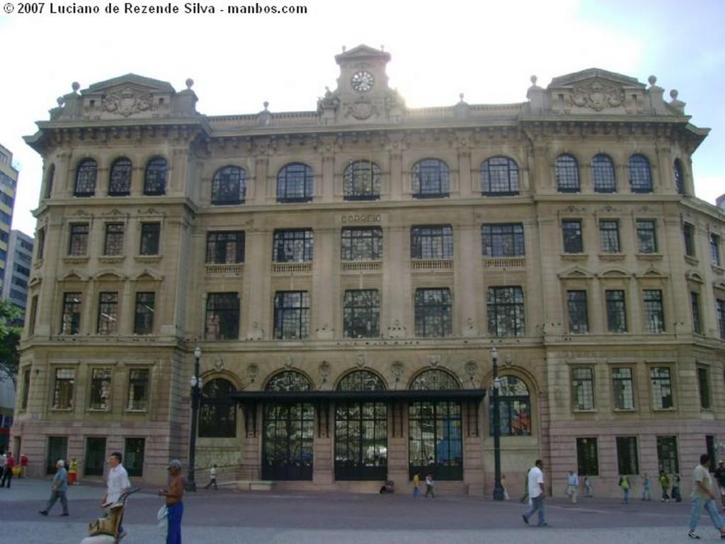 San Pablo Jardín del Teatro Municipal San Pablo