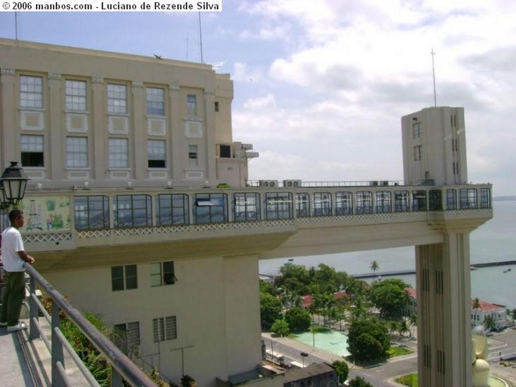 Salvador Antíguo Palácio del Govierno Bahia