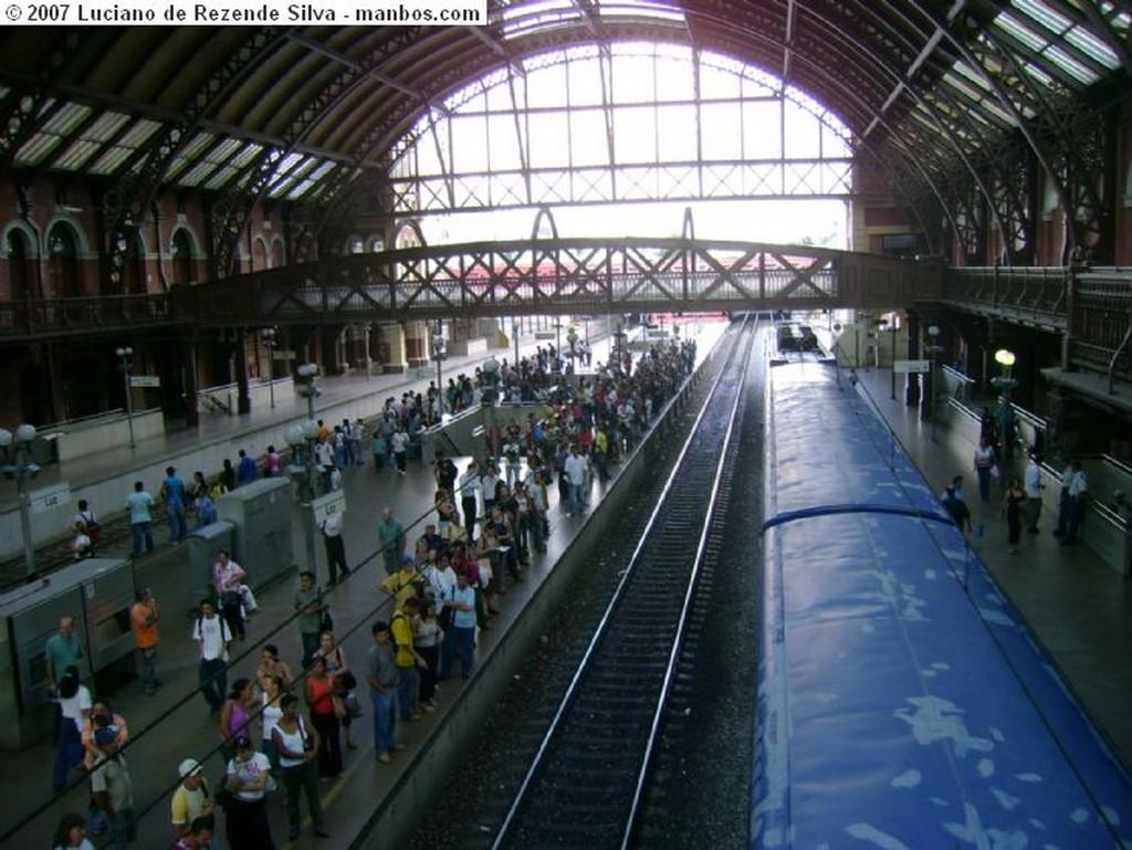 San Pablo Estación de tren
