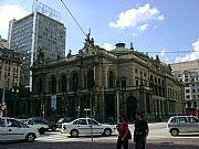 Camera Sony CyberShot DSC-S500 Teatro Municipal Luciano de Rezende Silva Gallery SAO PAULO Photo: 15219