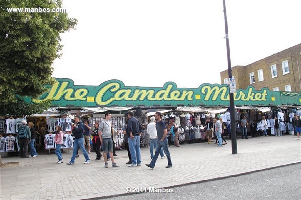 Londres Camden Town Londres Londres