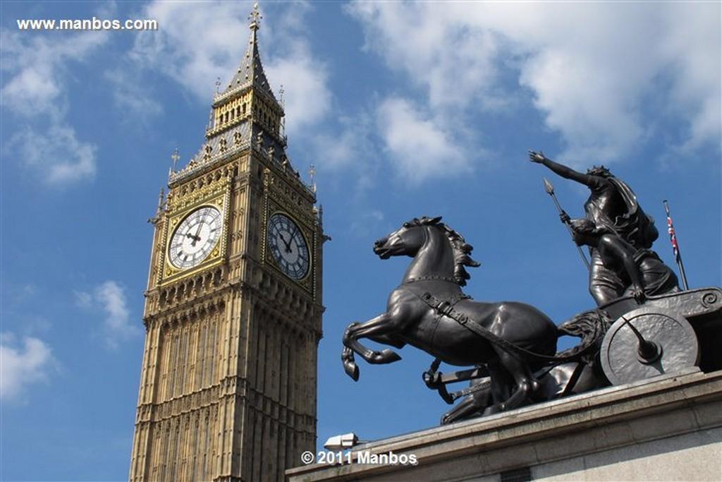 Londres BIG BEN DETALLE Londres