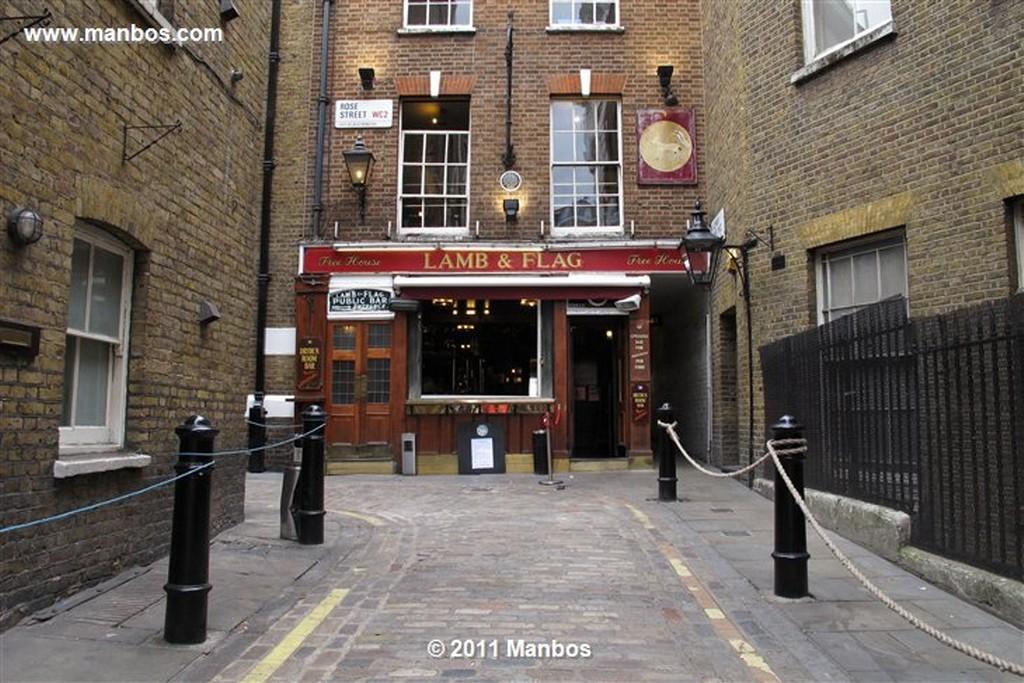 Londres Covent Garden Londres Londres