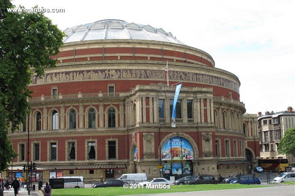 Londres Royal Albert Hall Londres