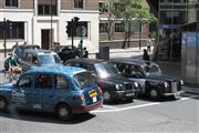 Photo of London, United Kingdom - Taxis de Londres