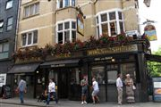 Photo of London, Soho, United Kingdom - Pub The Dog and Duck Londres
