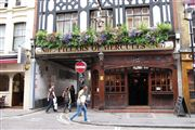 Photo of London, Soho, United Kingdom - Pub Pillars of Hercules Londres
