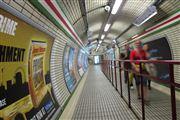 Totenham Station, Londres, Reino Unido