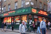 Foto de Londres, Soho, Reino Unido - Book Shop Londres