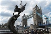 Photo of London, Tower Bridge, United Kingdom - Londres