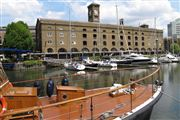 Photo of London, St Katharines Dock, United Kingdom - Londres
