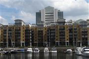St Katharines Dock, Londres, Reino Unido